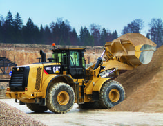 Making the task of transporting dirt, gravel and cement easier: the #Cat #dozer!