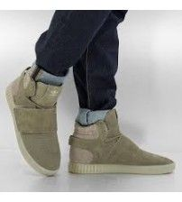 new style 4f394 34a0b Adidas Tubular Invader Strap Men Shoes Trace Cargo S17 Trace Cargo S17  Sesame Bb8391 Outlet