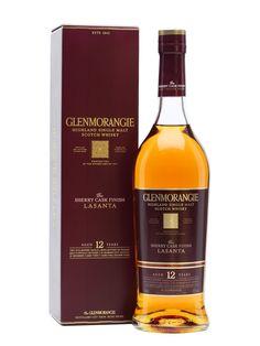 Glenmorangie Lasanta 12 Year Old / Oloroso and PX Finish