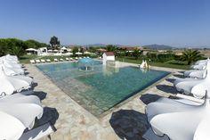 Vista sulla Nostra bellissima piscina...