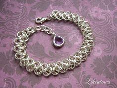 Arkham chainmaille bracelet