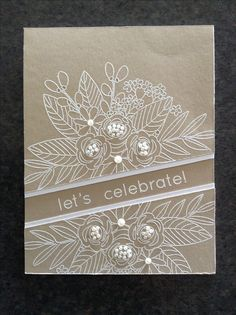 Simon Says Stamp June card kit - Blissful - by Cori Bailey
