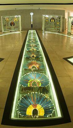 Museum in Campo Grande, Mato Grosso do Sul, Brazil Brazil, Ms, Stairs, Museum, Culture, American, Viajes, Campo Grande, Monuments