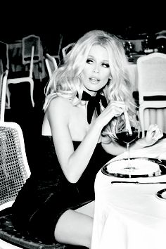 Guess 30th Anniversary Ad Campaign with Claudia Schiffer