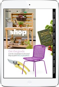 Better Homes and Gardens Magazine for iPad. More on www.magpla.net MagPlanet #TabletMagazine #DigitalMag