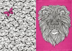 Colour Therapy: An Anti-Stress Colouring Book - gallery
