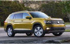Российские цены на кроссовер Volkswagen Teramont