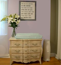 Project Nursery - Changing-table-in-nursery