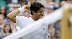Fernando Verdasco celebra su victoria ante Julien Benneteau - Wimbledon - Antena3.com