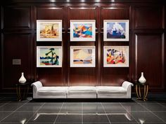Rosewood Hotel Georgia, Vancouver. Interior Design by Studio Munge.
