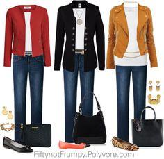 Fifty, not Frumpy: Wear It Wednesday - Accessories