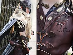 Griffon celtic armor by Feral-Workshop.deviantart.com on @deviantART