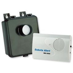 Dakota Alert 3000 Series Wireless Motion Alert by Dakota Alert. $107.73. - Dakota Alertwireless motion alert 3000- The next step in the evolution of the driveway alarm; the ultimate in wireless systems- Transmitter operates on one9-volt battery and is easily mounted on a tree orpost near the drive- Transmitter uses a passive i
