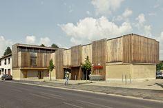 Construction d'une maison de santé et d'un commerce à Marsac-en-Livradois (63)