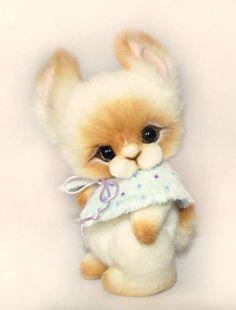 Bunny Fofo by By Oksana Yurchenko | Bear Pile