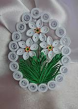 my handmade products - evaline Veľká noc / SAShE. Paper Quilling Jewelry, Quilling Paper Craft, Quilling Flowers, Paper Crafts, Diy Crafts, Quilling Patterns, Quilling Designs, Quilling Instructions, Egg Card