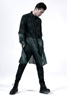 Path Provides New Layers with its Archetype Spring/Summer 2013 Collection