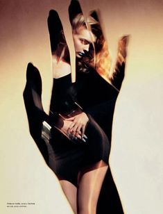 Gertrud Hegelund - Fashion Photography by Sebastian Kim for Numero