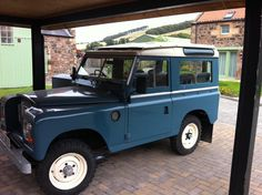 1982 LAND ROVER SERIES 3 for sale, £6,000 | http://www.lro.com/detail/cars/4x4s/land-rover/series-3/58433