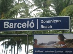 Barceló Dominican Beach, beautiful resort in the DR