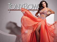 Tony Bowls Le Gala  »  Style No. 113502  »  Tony Bowls Prom 2013 Available at Binns of Williamsburg
