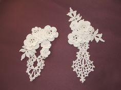 Amazon.com: Irish Crochet Jewelry Nos. 7301-7307, 7 Leaflets