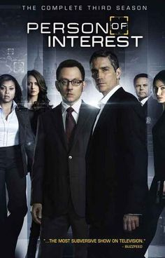 Person of Interest TV Show Cast Poster 11x17