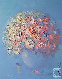 Прованс. Картины художника. Моисеева Лиана Николаевна. Художники. Картины, картинная галерея, продажа картин
