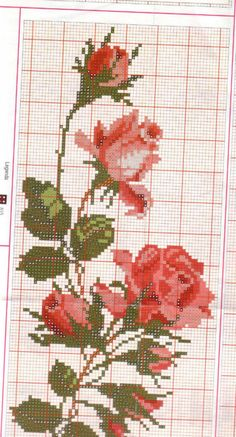 Thrilling Designing Your Own Cross Stitch Embroidery Patterns Ideas. Exhilarating Designing Your Own Cross Stitch Embroidery Patterns Ideas. Cross Stitch Rose, Cross Stitch Borders, Cross Stitch Flowers, Cross Stitch Designs, Cross Stitching, Cross Stitch Patterns, Embroidery Applique, Cross Stitch Embroidery, Plastic Canvas Crafts