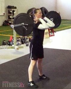 20-Minute Strength & Conditioning Barbell Complexes