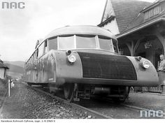 Luxtorpeda Nr 90080, test drive 1933 by kitchener.lord, via Flickr
