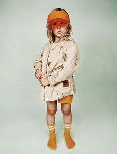 Mini Rodini's Spring/Summer '12 collection. #kidsfashion