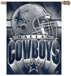 Dallas Cowboys 27''X37'' Banner by Hall of Fame Memorabilia. $38.95. http://notloseyourself.com/detailp/dpygb/By0g0b7jZfUmBgGl8oSi.html