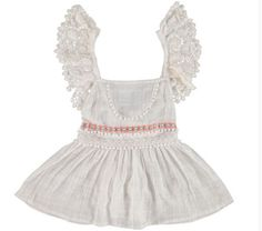 Louise Misha Mana Top from WLYL Kids