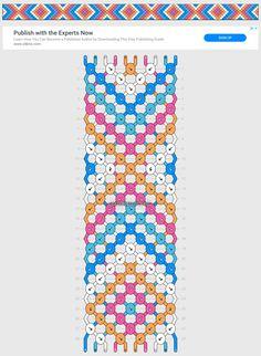 Braids easy friendship bracelets normal pattern 25924 variation pattern 25924 braceletbook com bracelet maker Diy Bracelets Patterns, String Bracelet Patterns, Yarn Bracelets, Diy Bracelets Easy, Embroidery Bracelets, Bracelet Crafts, String Bracelets, Ankle Bracelets, Ankle Jewelry