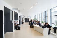 ABC lecture halls at Silesian U of Tech in Gliwice Poland Zalewski Arch
