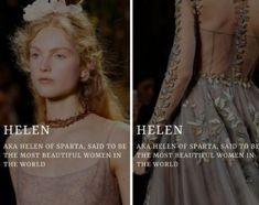 helen (Ἑλένη) - greek princess said to be more beautiful than Aphrodite Girl name Greek Mythology Gods, Greek Gods And Goddesses, Roman Mythology, Pretty Names, Cool Names, Unique Names, Goddess Names, Greek Names, Fantasy Names