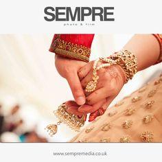 asian bridal couple holding hands    © 2015 Sempre photo & film   #kyles…