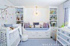 Molly Sims' nursery