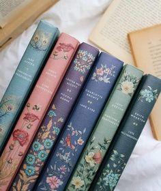 I Love Books, Good Books, Books To Read, My Books, Beautiful Book Covers, Book Aesthetic, Classic Books, Vintage Books, Bookstagram