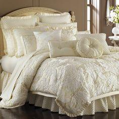 Duchess Damask Comforter Bedding by J. Queen New York