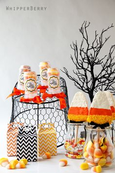 Just cute and clever-link to supplies and how-to do here!