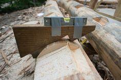 Grindbygg Timber Framing: Day Seven