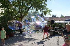 Riesenseifenblasen Pfaff, Blog, Bubbles, Kids, Blogging