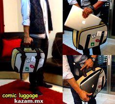 Travel comic bag