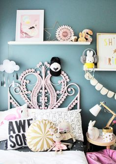 kids rooms - www.fourcheekymonkeys.com #kidsroom #interior #kidsinterior