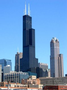 Willis (Sears) Tower, Chicago
