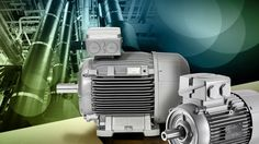 With energy-efficient drives and motors from Siemens, energy loss can be reduced by up to 40 percent.