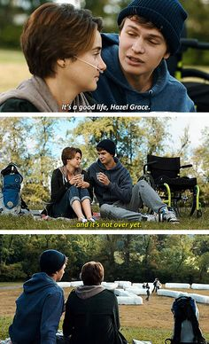 I have a love hate relationship with the maker of this film and john green