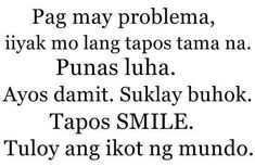 106 Best Tagalog Quotes Images On Pinterest Pinoy Quotes Tagalog